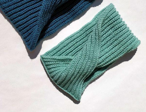 bandeau bleu clair design by charlotte tricote.