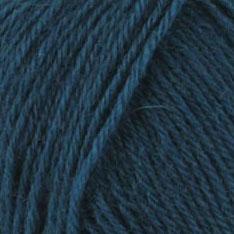 bleu canard mélange laine