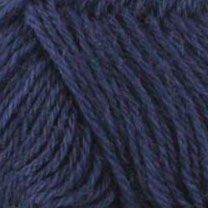 bleu foncé mélange laine