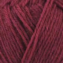 bordeau mélange laine