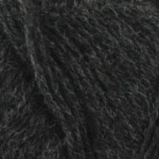 gris foncé mélange laine