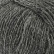 gris mélange laine