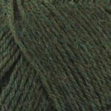 kaki mélange laine