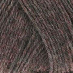 marron chiné mélange laine