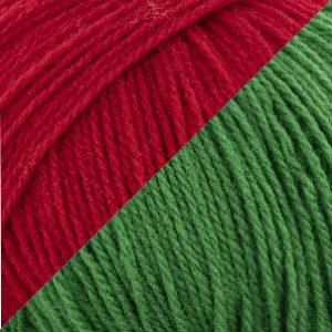 rouge - vert